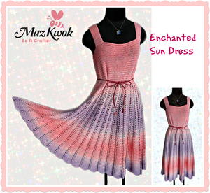 Enchanted Sun Dress