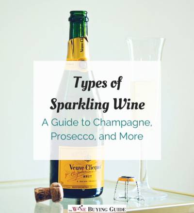 Types of Sparkling Wine