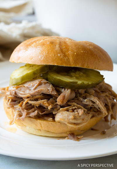 Grandpas Favorite Pulled Pork Recipe