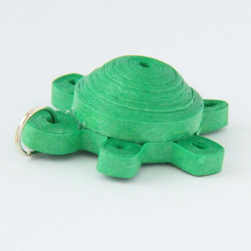 3D Turtle Necklace
