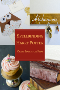 18 Spellbinding Harry Potter Crafts for Kids