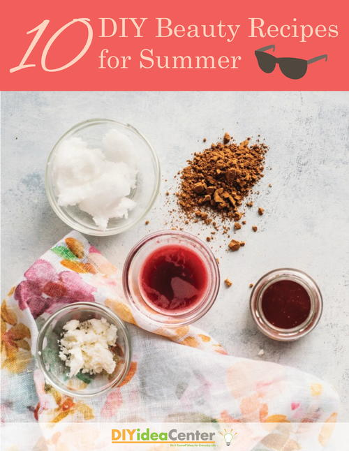 10 DIY Beauty Recipes for Summer