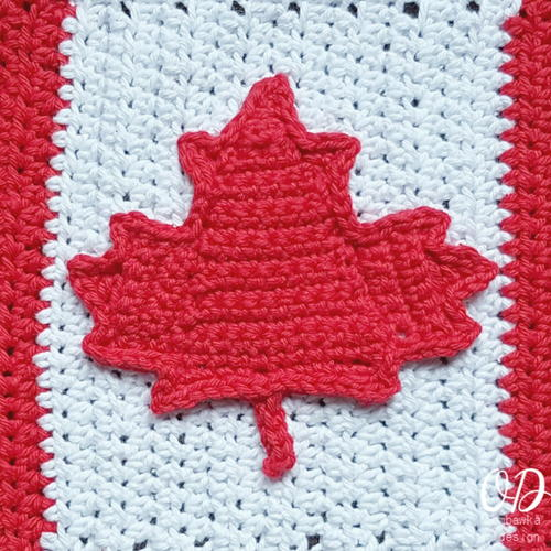 Canadian Maple Leaf Allfreecrochet Com
