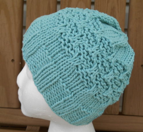 Gratitude Knit Hat Pattern
