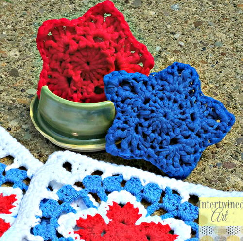 Simple Star Scrubby