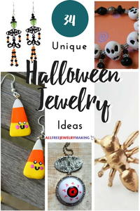 34 Unique Halloween Jewelry Ideas