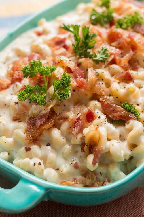 Creamy Gouda Mac and Cheese