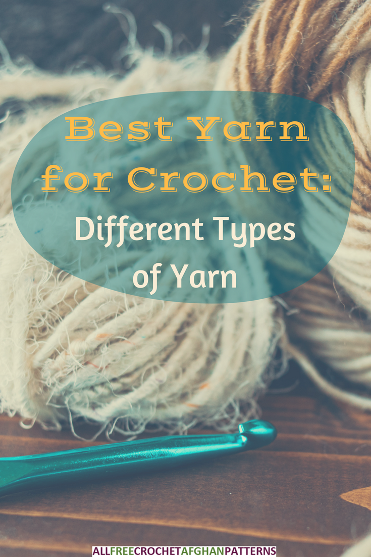 Best Types Of Carpet For Bedrooms: Best Yarn For Crochet: Different Types Of Yarn