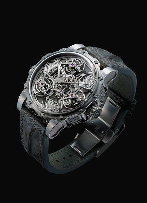 The Antoine Preziuso Tourbillon of Tourbillons