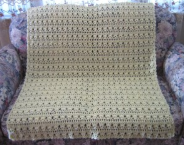 Be My Sunshine Afghan Pattern