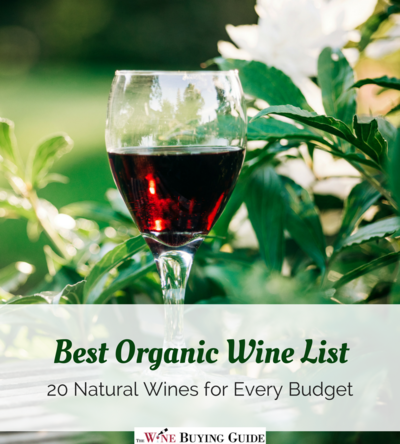 Best Organic Wine List