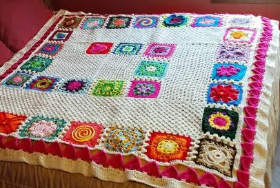 Heart Will Lead You Home Afghan Pattern