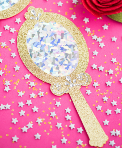 Enchanted Pretty Princess Mirror