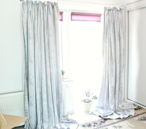 DIY Curtains Easy Sewing Tutorial