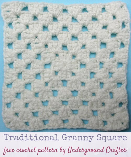 Traditional Granny Square