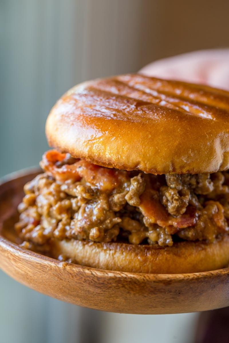 Bacon Cheeseburger Sloppy Joes Recipelion Com
