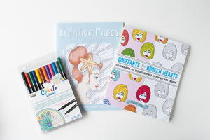 Marvy Uchida Adult Coloring Prize Pack Giveaway