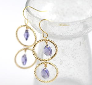 Piccadilly Drop Earrings