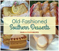 26 Old-Fashioned Southern Desserts