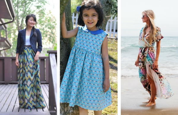 75  Free Dress Patterns for Sewing | AllFreeSewing.com