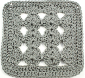 Globe Crochet Stitch Tutorial