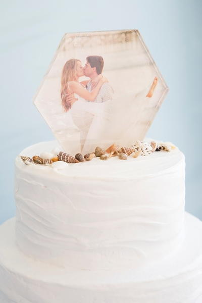 Fun Cake Topper Idea
