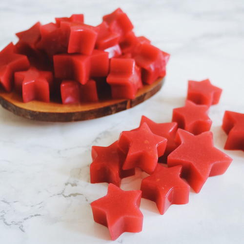 Raspberry Bone Broth Collagen Gummies
