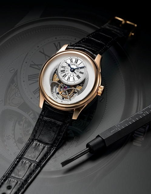 The Jean Daniel Nicolas Two-Minute Tourbillon