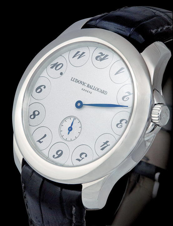 The ​Ludovic Ballouard Upside Down Watch