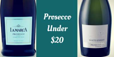 Cheap Prosecco Wines Under $20