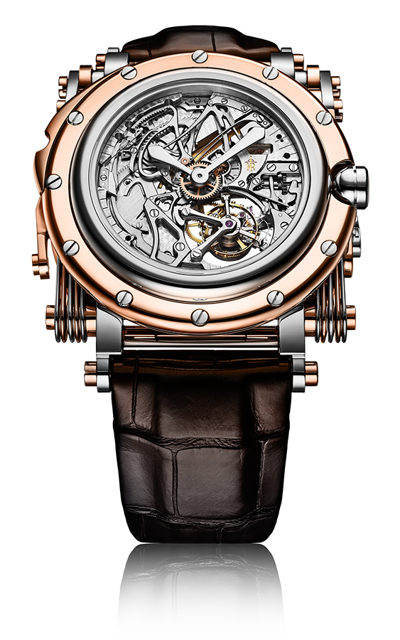 The Manufacture Royale Minute Repeater Tourbillon