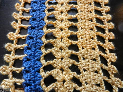 Royal Lace Scarf