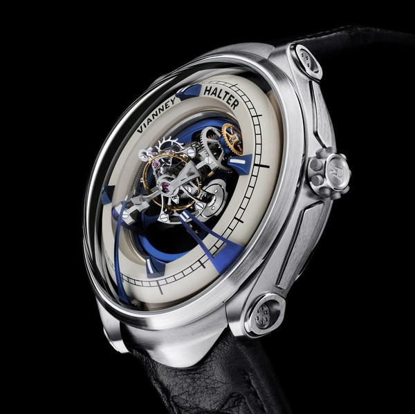 The ​Vianney Halter Deep Space Tourbillon