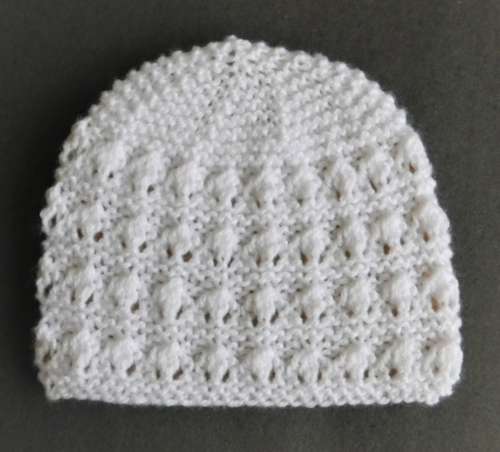 Adorably Sweet Baby Hat Pattern