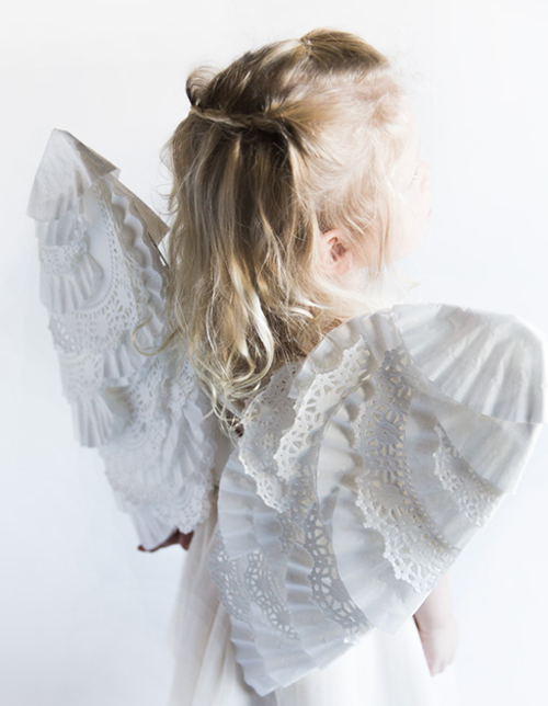 Heaven Sent DIY Angel Wings