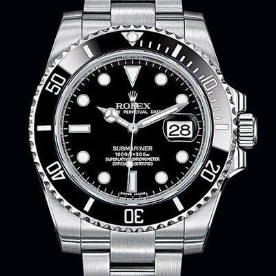 Current Rolex Submariner Date