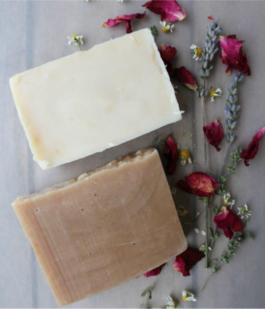 Simple Milk and Honey DIY Soap Recipes