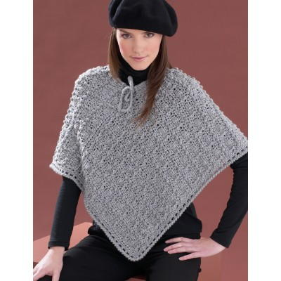 Perfectly Paris Poncho