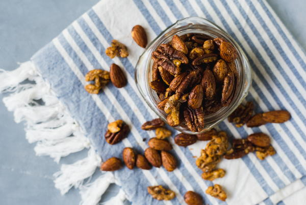 Chili Spiced Nuts