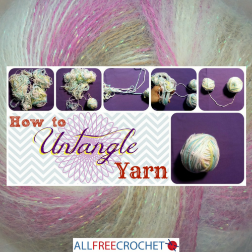How to Untangle Yarn