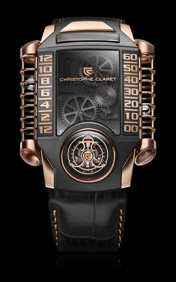The Christophe Claret X-TREM-1