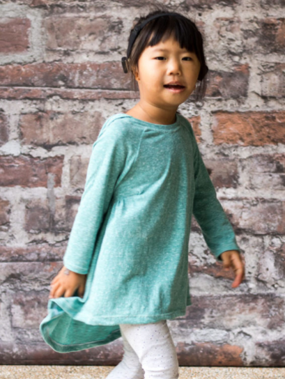 Cute n Casual Dress Sewing Pattern