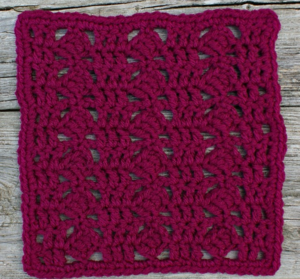 Tire Treads Crochet Stitch Tutorial
