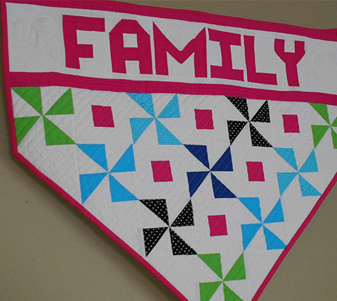 Celebrate Your Family Wall Hanging