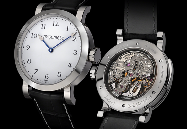The McGonigle Ceol Minute Repeater