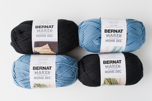 Bernat Maker Home Dec Yarn Bundle Giveaway