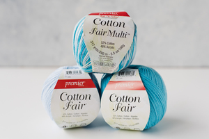 Baby Blues Cotton Fair Yarn Giveaway