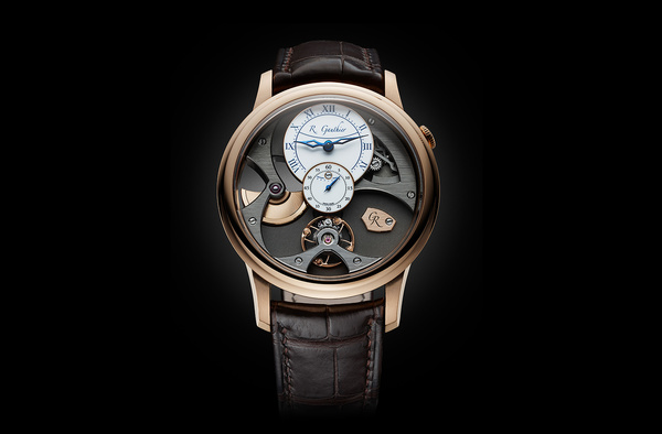 The Romain Gauthier Insight Micro-Rotor