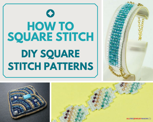 How to Square Stitch: DIY Square Stitch Patterns