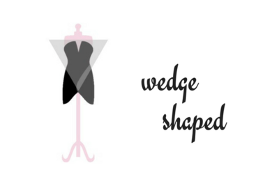 How to Dress for Your Body Type: Wedge Body Type